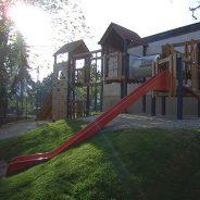 Gemeinde Erlabrunn: Umgestaltung Außengelände Kindergarten