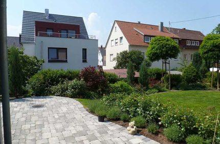 Neuanlage Garten 1