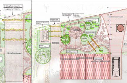 privatgärten | faust landschaftsarchitekten, Gartenarbeit ideen