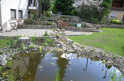 Umgestaltung Hausgarten